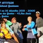 SURF ATTITUDE une comédie de Richard Gauteron