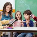 Ecole musique Slaeck Kaven School - Eveil musical Lausanne cours pour enfant de 3 à 6 ans