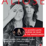 ALIOSE & SOPHIE DE QUAY/Pop