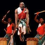 Les Maîtres tambours du Burundi