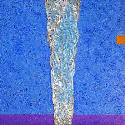 Art contemporain, abstraction, Roberto Giuliani