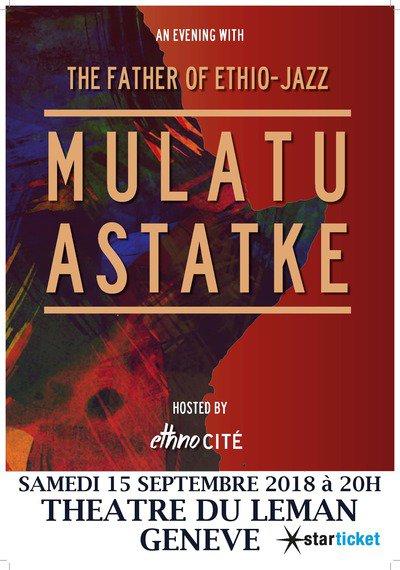 concert Mulatu Astatke