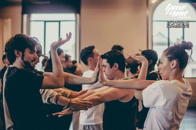 Stages pro en danses urbaines