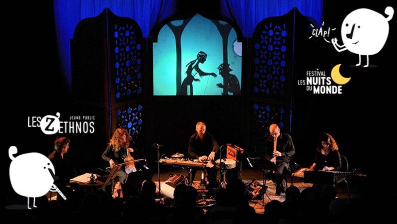 Tolède, coeur de trois mondes - Hayim, conte musical