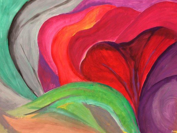 Le Jeu de peindre - Atelier d'expression libre