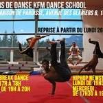 """Ecole de danse KFM Break & Hip Hop à Aigle """"Vaud/Valais"""""""