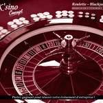 K'sino Concept - Animation mariage soirée d'entreprise soirée casino royale