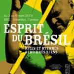 ESPRIT DU BRESIL - RITMOS E TIMBRES