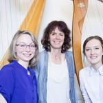 Ecole de Harpe Elise Estavoyer Cours de Harpe